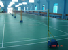 Customized PVC Sports Flooring , Table Tennis Flooring, Sports PVC Flooring