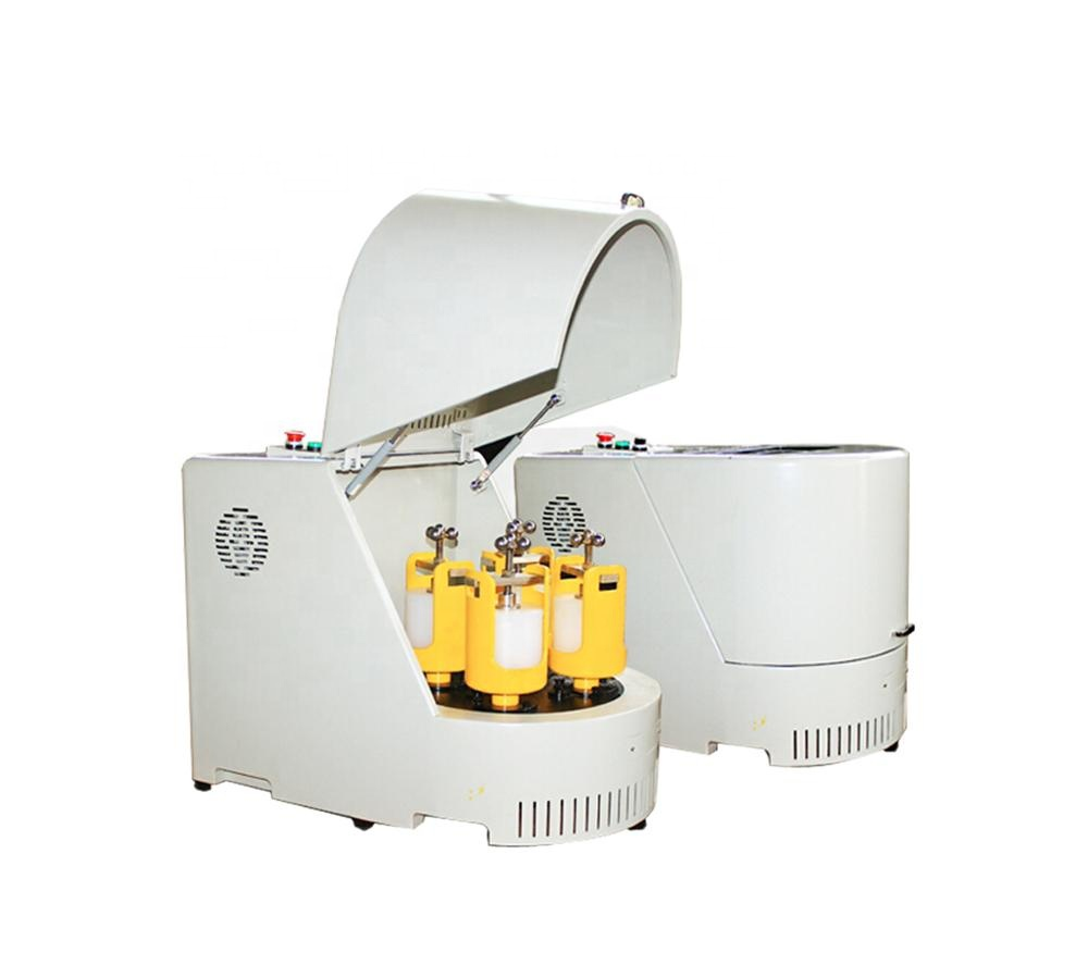 lab Compact nano agitator Grinder with self-circulating function for wet grinding and grinding of solid powders to nanometer