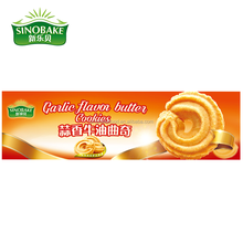 China biscuit manufacturing Natural butter cookies