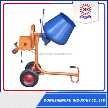 High Capability Small Lowes Cement Mixer Price