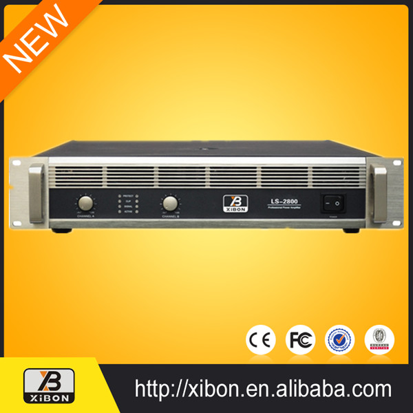 15 inch delta fp10000q high powered amplifier