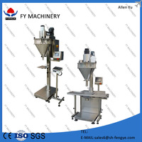 2016 Combo Auger capsule filling machine and Vertical Packing Machine