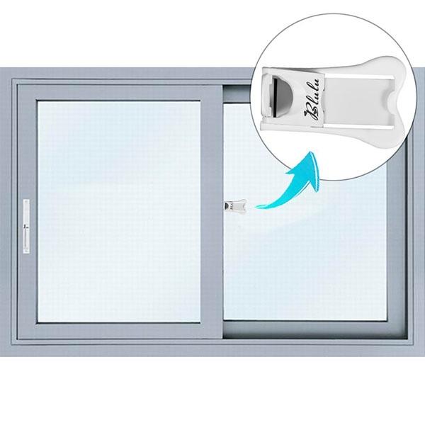 6 упак. детская безопасность замок с лентой для шкаф и окна ребенок безопасности и детская проверка - белый