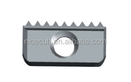 cutting blade insert thread milling insert