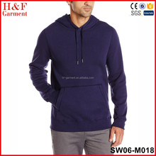 Custom many colors sweatshirt hoodies men blank hoodie with thick strings