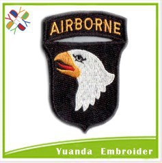 Customized embroidery military badges