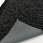 For garment and toy embossed acetate poly nylon cotton faux fur