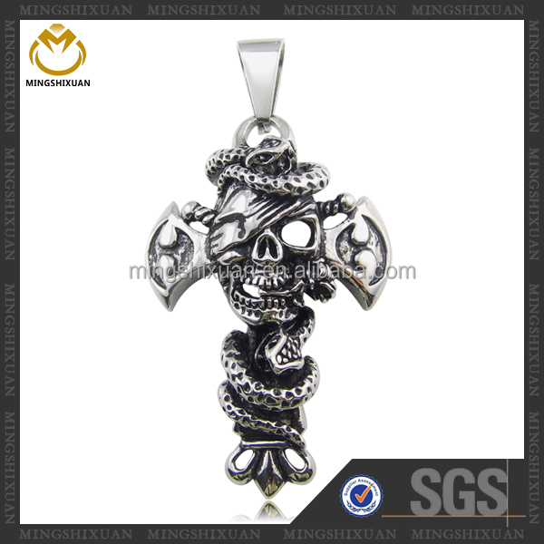 Hot selling fashion jewelry 2014 new products 316 stainless steel logo metal charm