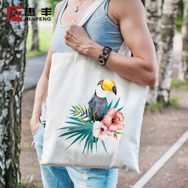 Free Sample Personalized Tote Bag , Women Canvas Bag