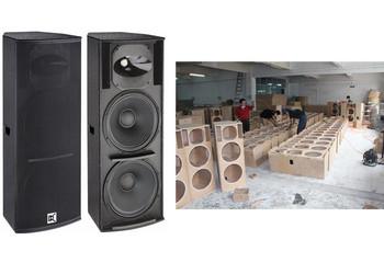 Pro Passive Pa System Equipment Audio Sound Speaker Plywood ...