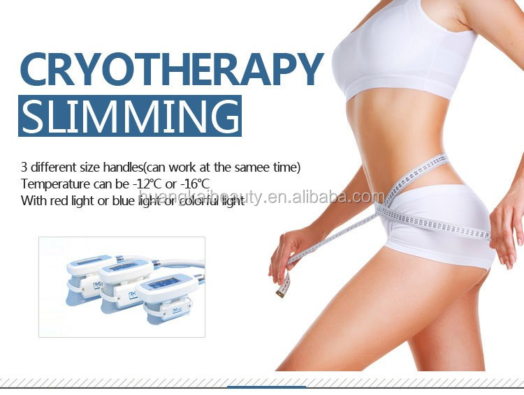 High-Tech cryotherapy for slim bellyHigh-Tech cryotherapy for slim belly