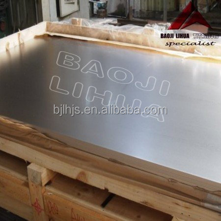 Stock 3mm ta10w tantalum plate for chemical industry