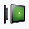 Fanless intel i3/i5/i7 CPU 17 17.3 19 inch touch screen x86 Industrial Touchscreen panel pc touch screen all in one pc