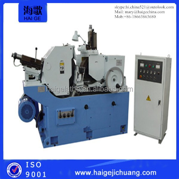 China cylindrical centerless grinding machine manufacturer ISO9001