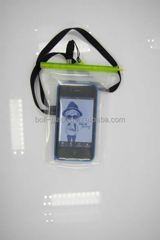 cell phone protection bag/ waterproof bag/Ipad bag