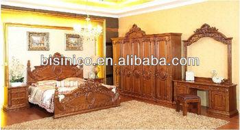 American Style Soild Wood Bedroom Furniture,American Country Style Bedroom  Sets,American Furniture Bedroom Set (b14023) - Buy Antique Style Bedroom ...