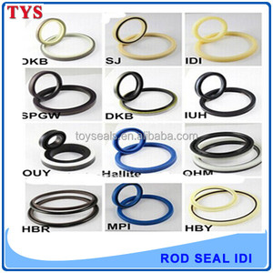 PTEF NBR NY China wholesale excavator piston/rod/rotary/wiper/bearing gaskets/bearing guidance seal or seal kit
