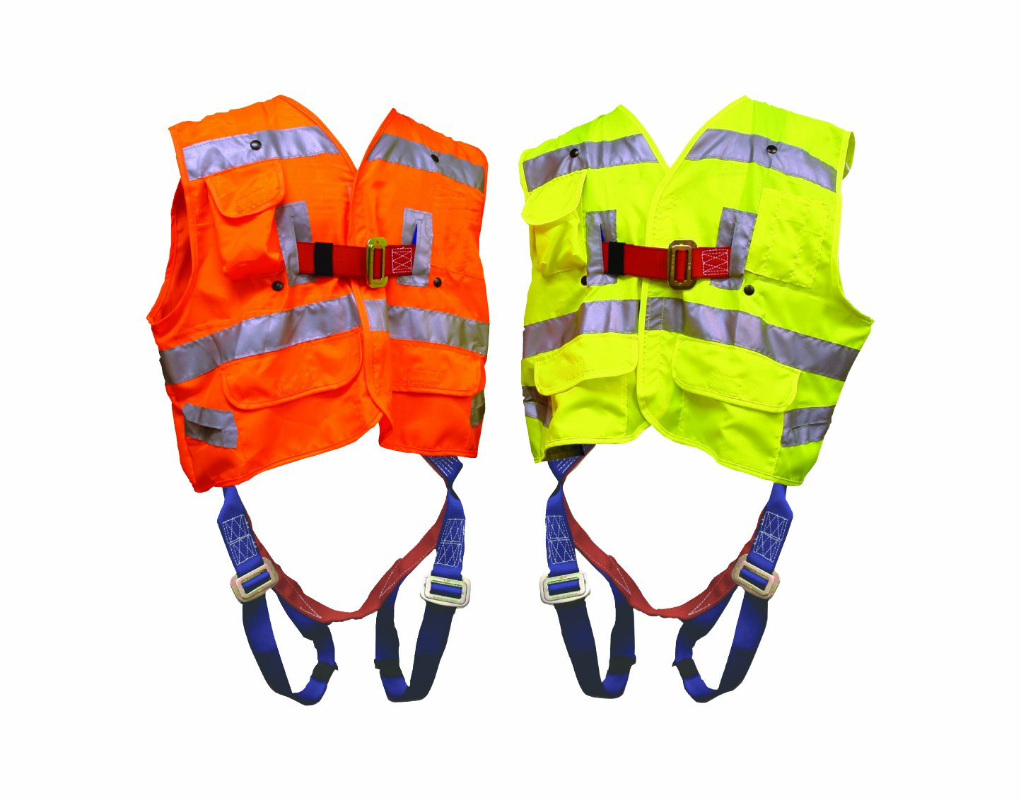 Fits Large to X-Large Inc Elk River 56224 TowerMate 2 D-Ring LE Harness with Mating Buckle and Fall Indicator