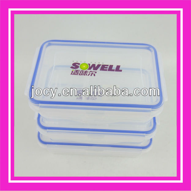 rectangle transport food container