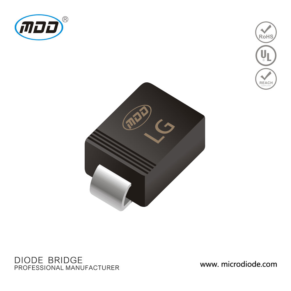 5.0SMDJ58CA-H 10 Items Diode TVS Single Bi-Dir 58V 5KW 2-Pin SMC T//R