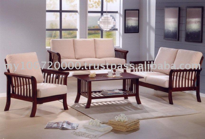Muebles Modernos De Madera Para Sala: De sala modernos sofas ...