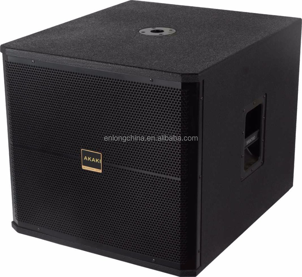 High Power PA Subwoofer SRX718/Passive Audio System Woofer Speaker/Pro Audio