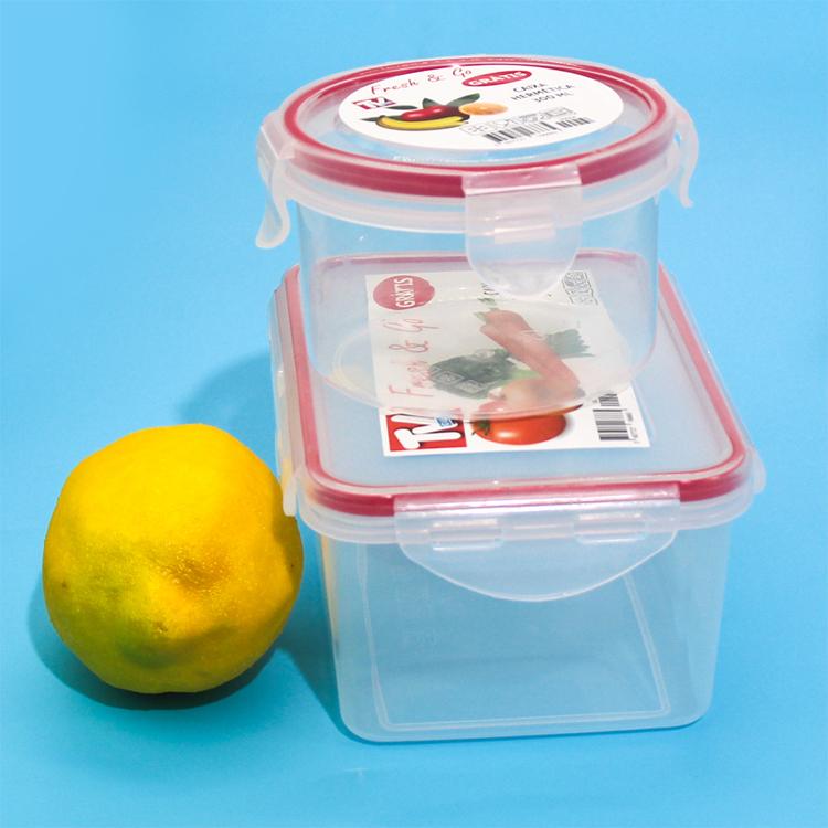 Recipiente de preparação de refeição, recipiente de comida seguro de forno descartável