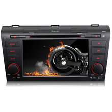 "EONON GM5151 7"" Digital Screen Car DVD Player with Screen Mirroring Function & GPS For Mazda 3"