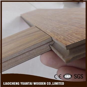 American White Oak 12mm Herringbone Laminate Flooring Home Decor