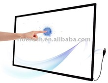 110 inch infrared touch screen in large size