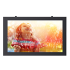 55inch wall mounted outdoor commercial lcd advertising digital signage