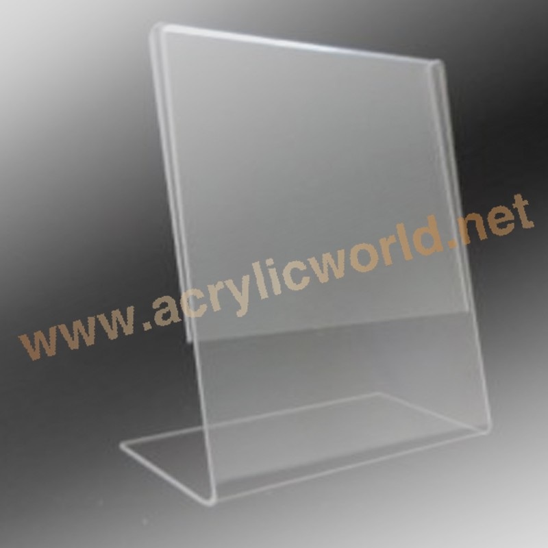 Acrylic Sign Holder Business Card Holder/acrylic Visiting Card ...