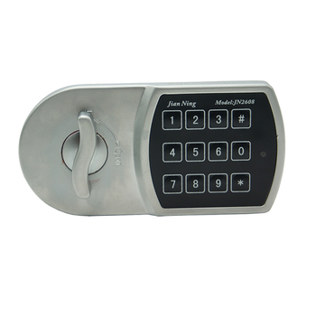 Custom  Made Keyless Electronic Cabinet Lock For Safes JN2608