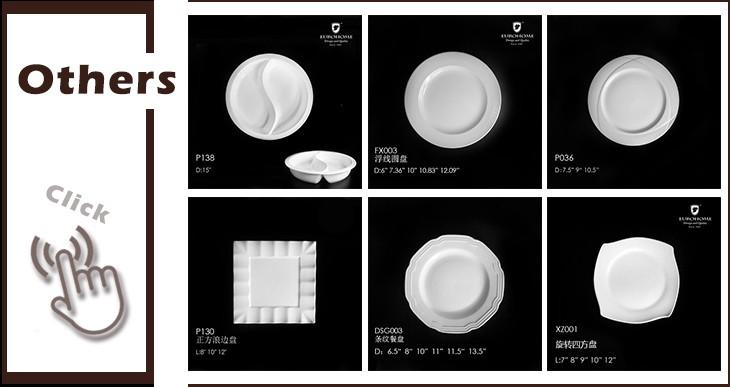 China Supplier Hotel Hall Event Restaurant White Cheap Round ...