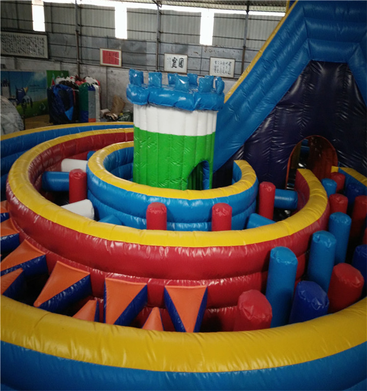 Commercial Kids Jumping Castle House Inflatable Combo Bouncer / China PVC Big Slide Indoor Mini Baby Inflatable Bouncy Castle