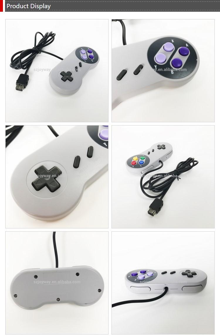 For Super Ninetendo Snes Classic Edition Mini Game Controller - Buy Snes  Mini,Snes Mini Game Controller,Snes Product on Alibaba com
