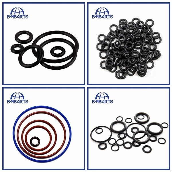 Offer free samples colored rubber o rings