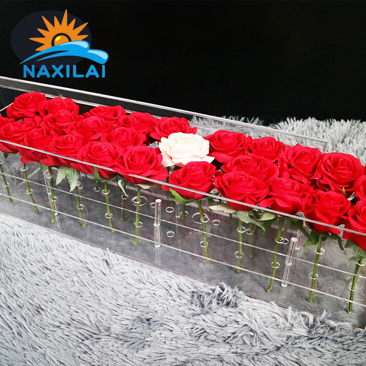 acrylic flower box-36