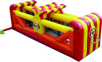 2013New Rapid Fire inflatable games for adults and kids
