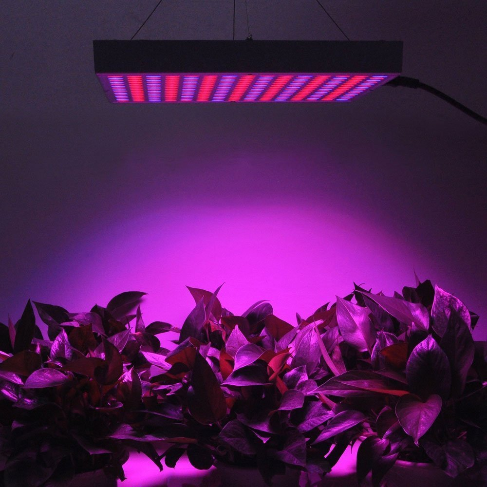 45W LED Grow Light, Marswell Plant Growing Bulbs Red Blue Hanging Light for Greehouse Indoor Plant
