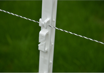 Pigtail Tread In Electric Fence Post Buy Galvanized Fence Posts Steel