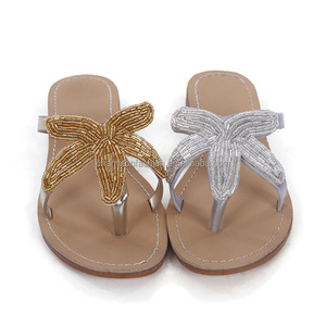 412504e4d China beaded thong sandals wholesale 🇨🇳 - Alibaba