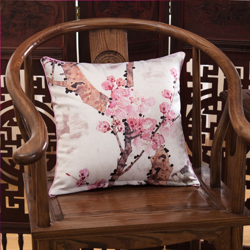 Genial Get Quotations · Modern Chinese Style Satin Pillow/sofa Back Cushions/round  Chair By Waist By