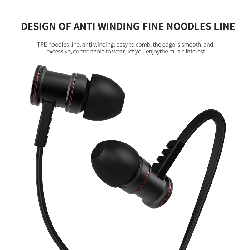 Guangzhou Manufacture Unique design good quality wired communication and In-Ear Style mobile