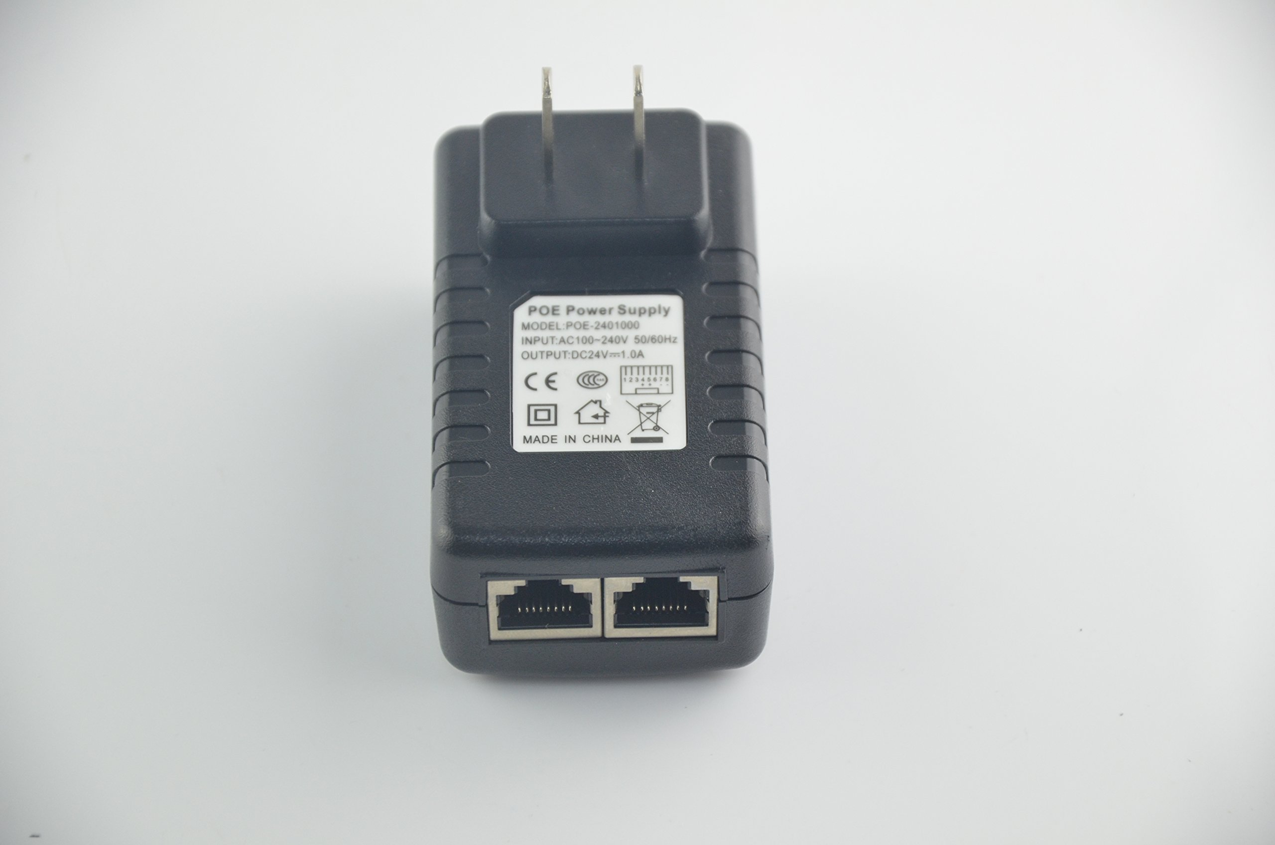 Cheap 24v Power Adapter Find Deals On Line At Adaptor Poe 1a Get Quotations Eathtek New Injector Over Ethernet