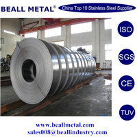 ASTM A240 410S cold rolled stainless steel strips manufacturer