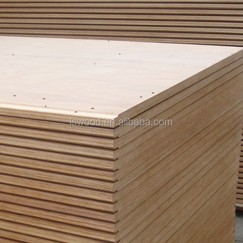 Marine 28mm Shipping Keruing Container Flooring Plywood