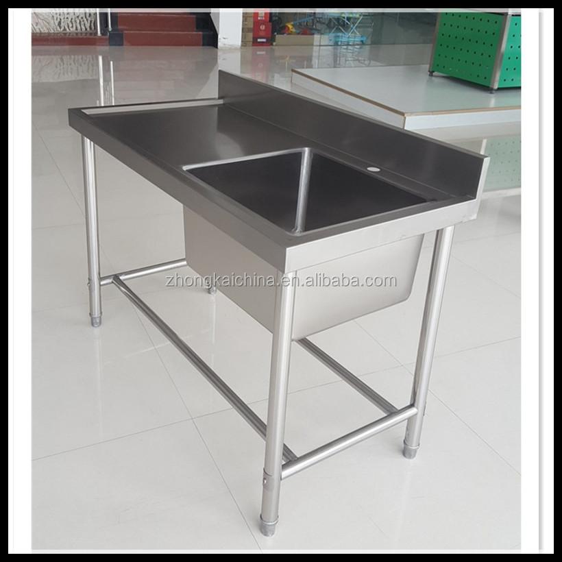 Cucine In Acciaio Inox Usate.Ristorante Cucina Lavello In Acciaio Inox Commerciali Usati