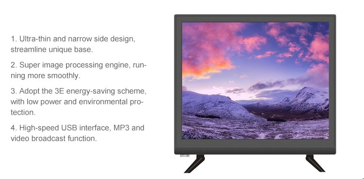 15 17 19 Inch Smart Tv China Cheap Lcd Led Tv