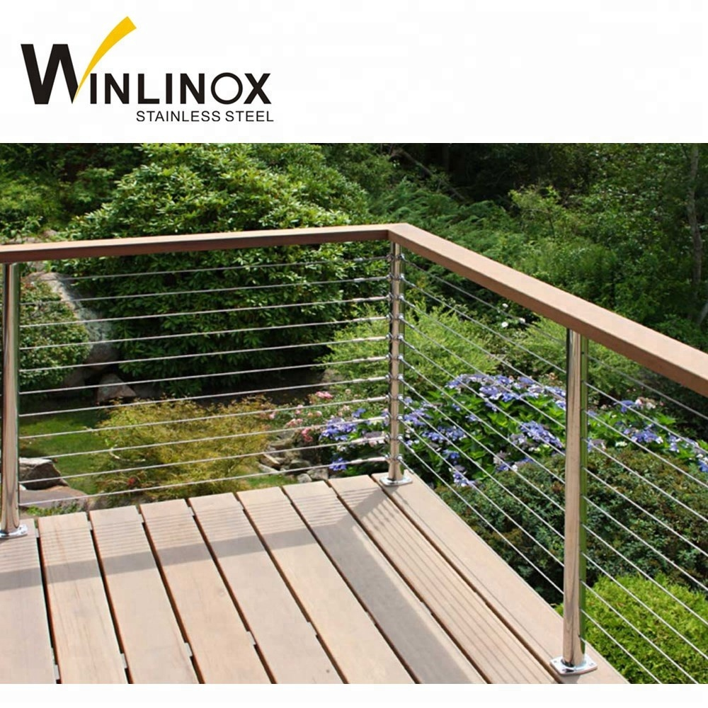 Inox Cable Railing, Inox Cable Railing Suppliers and Manufacturers ...